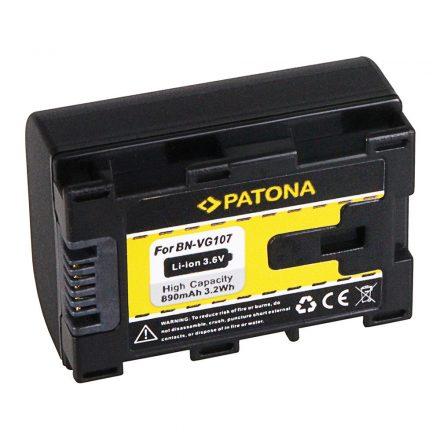 JVC BN-VG107 akkumulátor - Patona