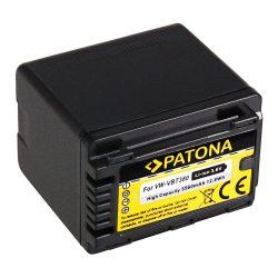 Panasonic VW-VBT380 akkumulátor - 3,6V 3560 mAh - Patona