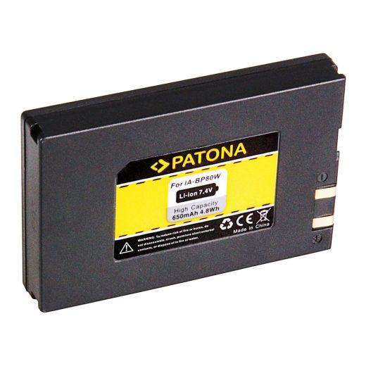 Samsung IA-BP80W akkumulátor - Patona