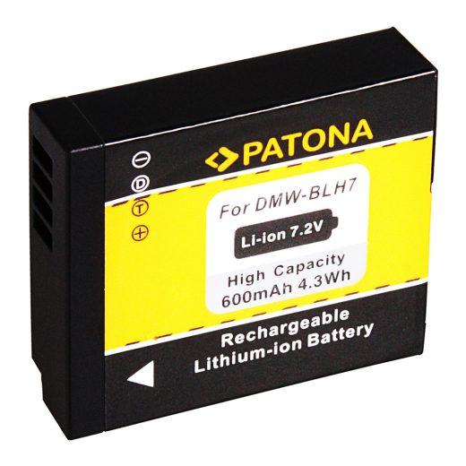 Panasonic DMW-BLH7E akkumulátor - Patona