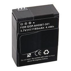 GoPro HD Hero 3+ akkumulátor - AHDBT-301 - Patona Premium