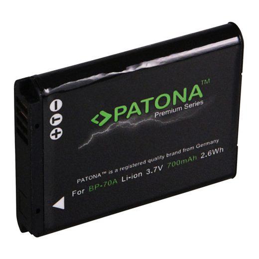Samsung BP-70A akkumulátor - Patona Premium