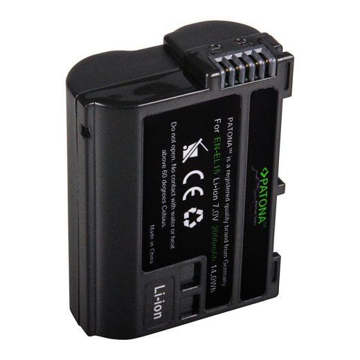 Nikon EN-EL15 akkumulátor - Patona Premium