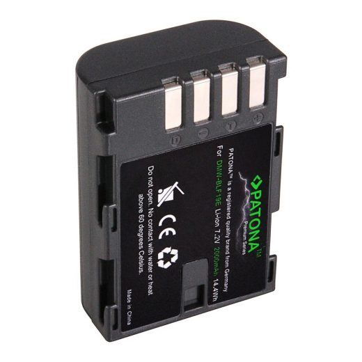 Panasonic DMW-BLF19, BLF19E akkumulátor - Patona Premium
