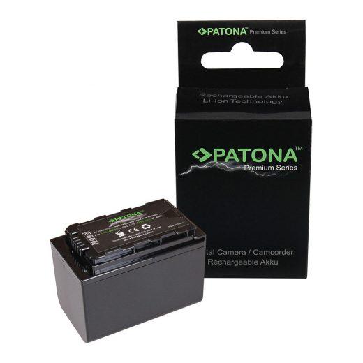 Panasonic VW-VBD58 akkumulátor - Patona Premium