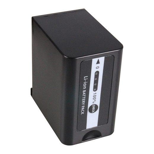 Panasonic VW-VBD78 akkumulátor - Patona Premium