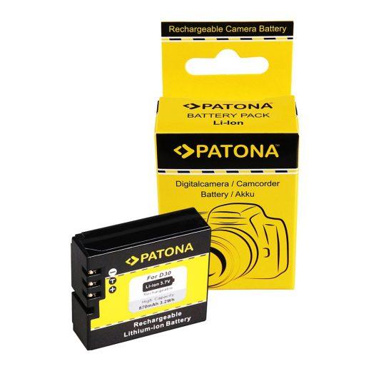 AEE D30 akkumulátor - Patona