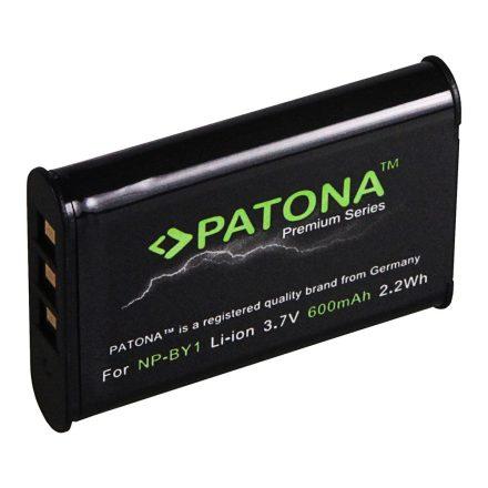 Sony NP-BY1 akkumulátor - Patona Premium