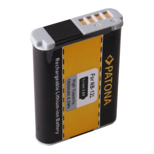 Canon NB-12L akkumulátor - Patona