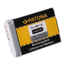 Canon NB-13L akkumulátor - Patona