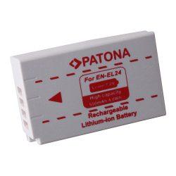 Nikon EN-EL24 akkumulátor - Patona