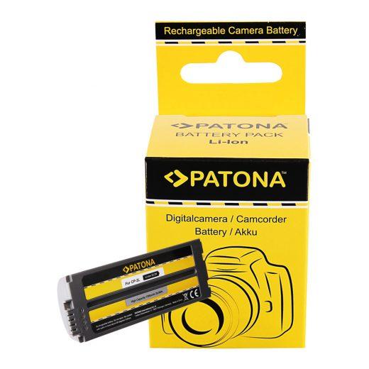 Canon NB-CP2L akkumulátor - Patona