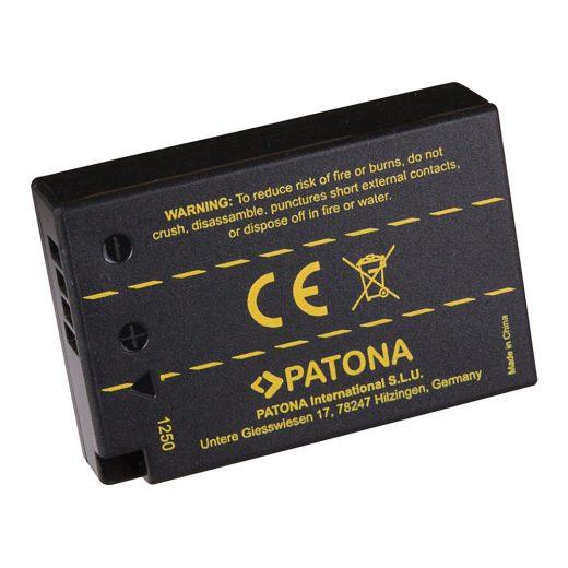 Canon LP-E17 akkumulátor - Patona