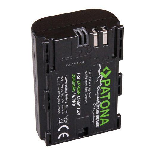 Canon LP-E6N akkumulátor - Patona Premium