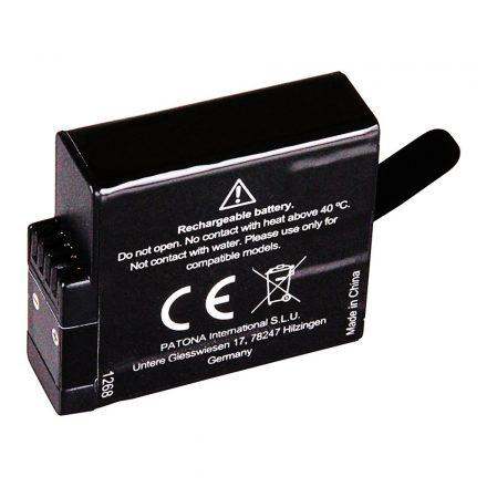 GoPro Hero 5 Black 6 7 akkumulátor - Patona Premium