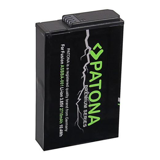 GoPro Fusion akkumulátor - ASBBA-001 - Patona Premium