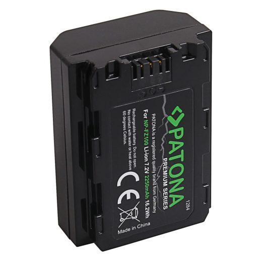 Sony NP-FZ100 akkumulátor - Patona Premium