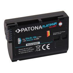 Nikon EN-EL15b akkumulátor - Patona Platinum