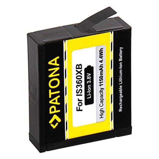 Insta360 One X akkumulátor - Patona