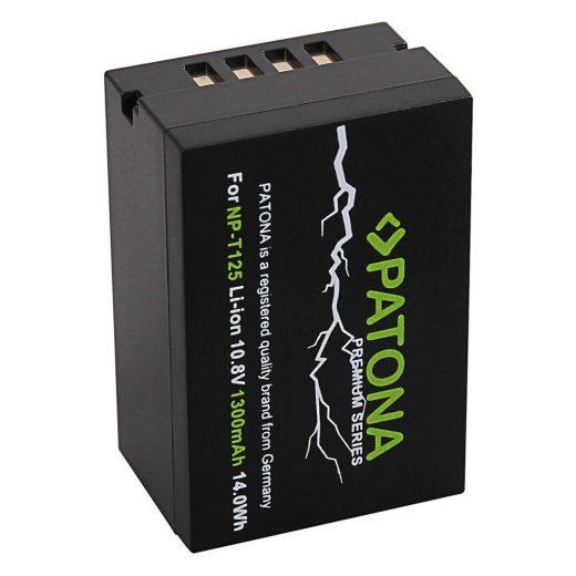 Fuji NP-T125 akkumulátor - Patona Premium