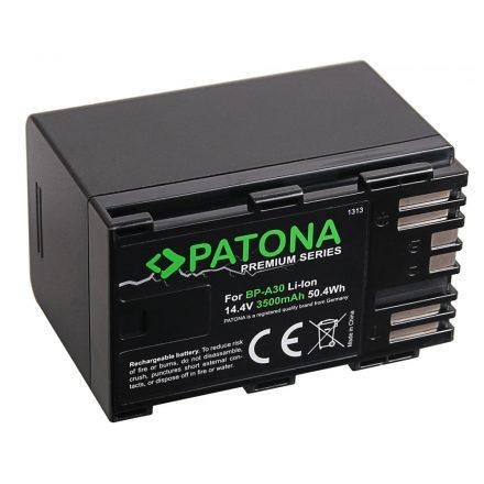 Canon BP-A30 akkumulátor - Patona Premium
