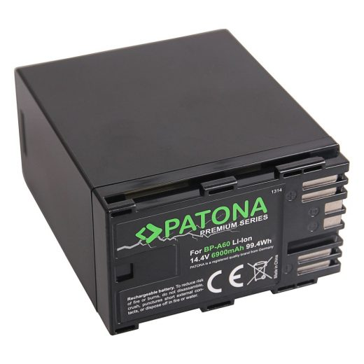 Canon BP-A60 akkumulátor - Patona Premium