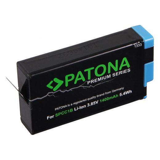 GoPro Max SPCC1B akkumulátor - Patona Premium