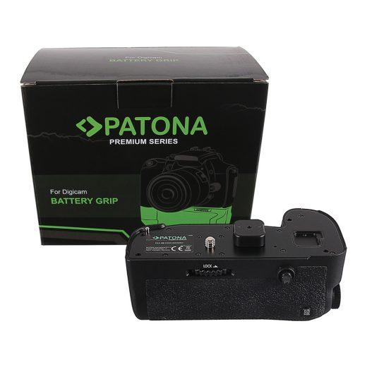Panasonic DMW-BGGH9RC Akkumulátor Markolat - Patona Premium