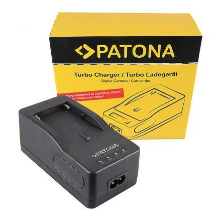 Sony Turbo Töltő NP-NP-F550 NP-F750 NP-F960 Akkumulátorokhoz