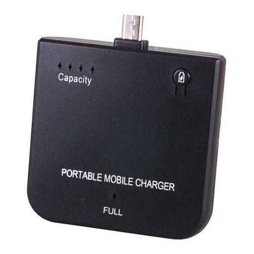 Tartalék akkumulátor Micro USB készülékekhez - 1900 mAh - Patona