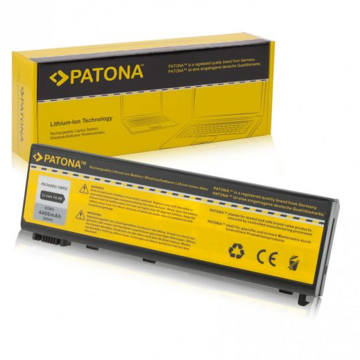 Toshiba PA3420U-1BRS akkumulátor - Patona