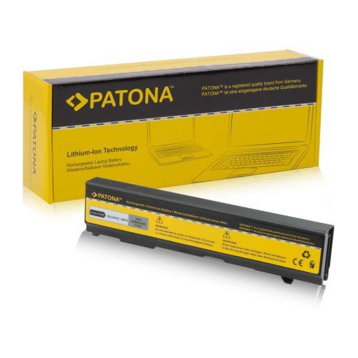 Toshiba PA3465U-1BRS akkumulátor - Patona