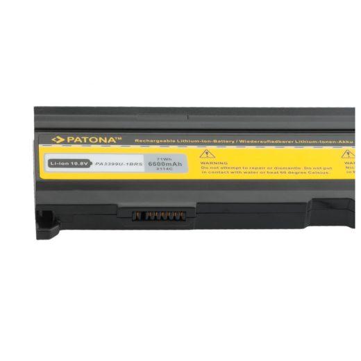 Toshiba PA3399U-1BRS akkumulátor - Patona