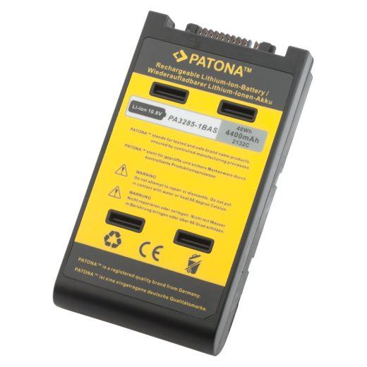 Toshiba PA3285-1BAS akkumulátor - Patona