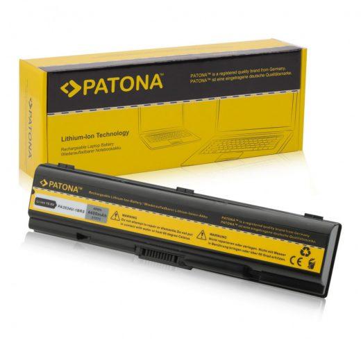Toshiba PA3534U-1BRS akkumulátor - Patona