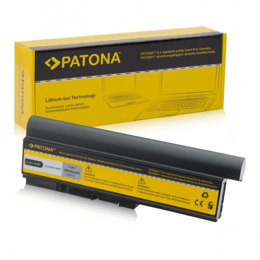 Toshiba PA3634U-1BAS akkumulátor - Patona