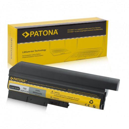 IBM T60, T500 akkumulátor - Patona