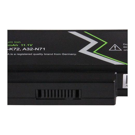Asus A32-K72, A32-N71 akkumulátor - Patona Premium