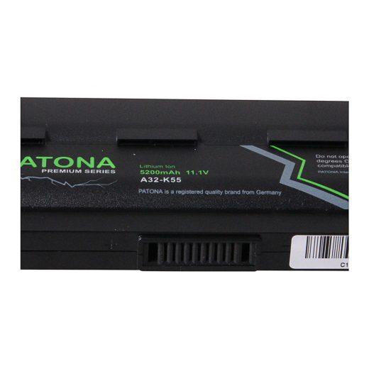 Asus A32-K55, A33-K55 akkumulátor - Patona Premium