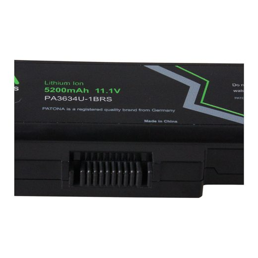 Toshiba PA3634U-1BAS akkumulátor - Patona Premium