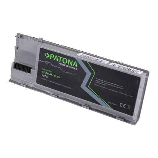 Dell Latitude D620 D630 D631 D640 akkumulátor - Patona Premium