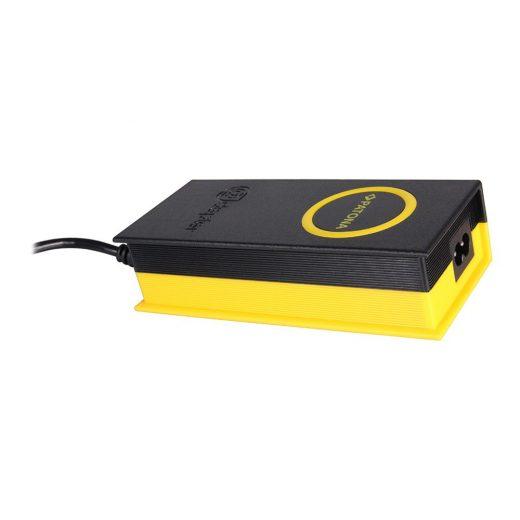 Laptop Töltő 19V 90W - 5,5 x 2,5 x 12,0mm + USB