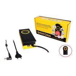 Laptop Töltő 20V 90W - 7,9 x 5,4 x 12,0mm + USB