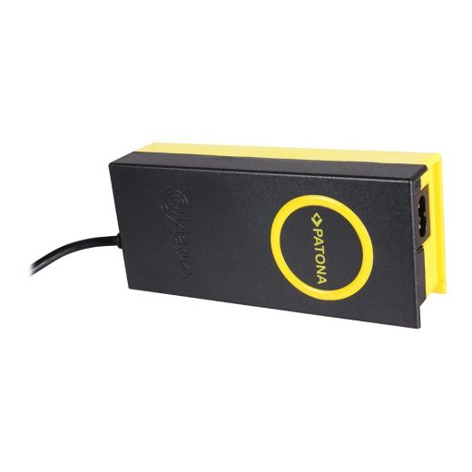 Laptop Töltő 19V 90W - 5,5 x 1,7 x 12,0mm + USB