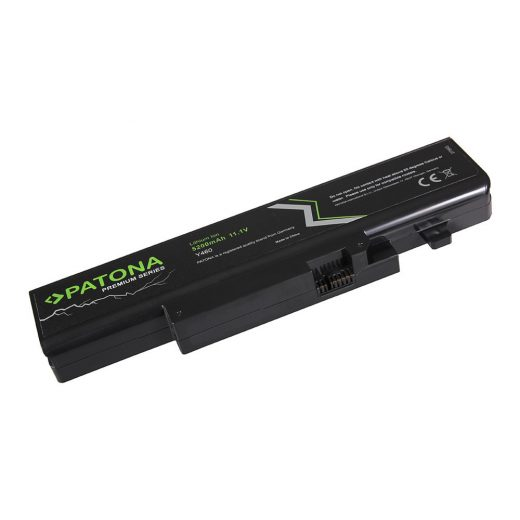 Lenovo Ideapad Y460 akkumulátor - Patona Premium