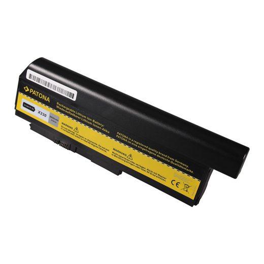 Lenovo Thinkpad X220, X220i, X220s, X230 akkumulátor - Patona