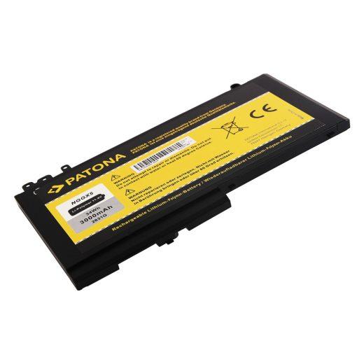 Dell Latitude E5270 E5470 E5570 Precision 3510 akkumulátor - Patona