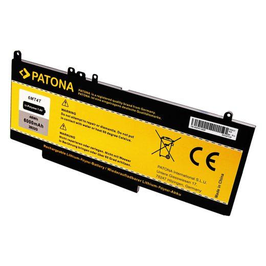 Dell Latitude 3150 3160 E5250 E5450 E5550 akkumulátor - Patona