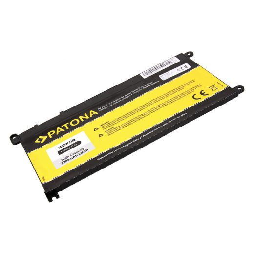Dell WDXOR akkumulátor - Patona