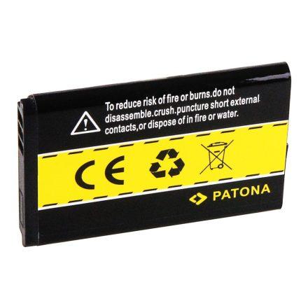 Nokia BL-5C akkumulátor - 3,7V 1200 mAh - Patona